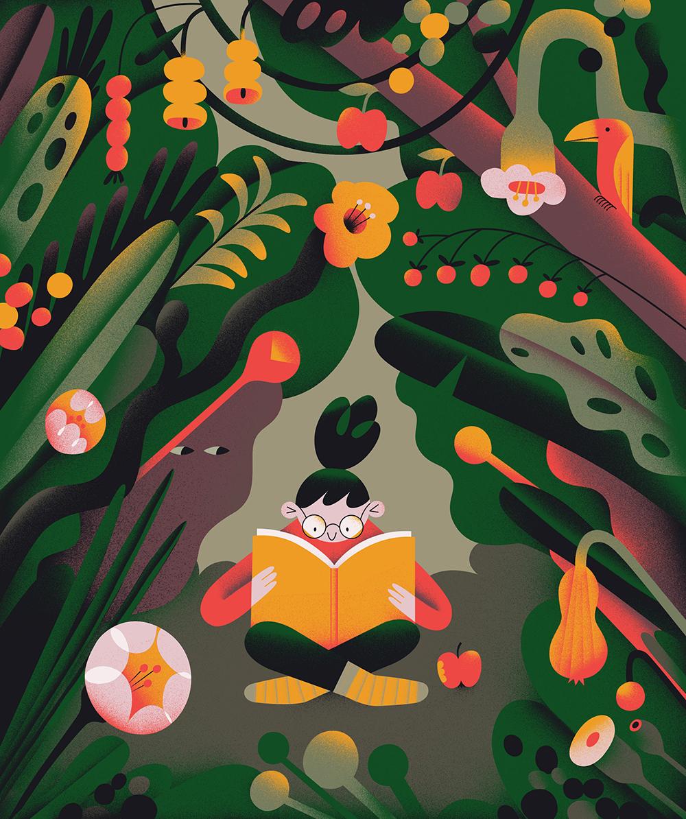 Orchard  Homeschool Planner