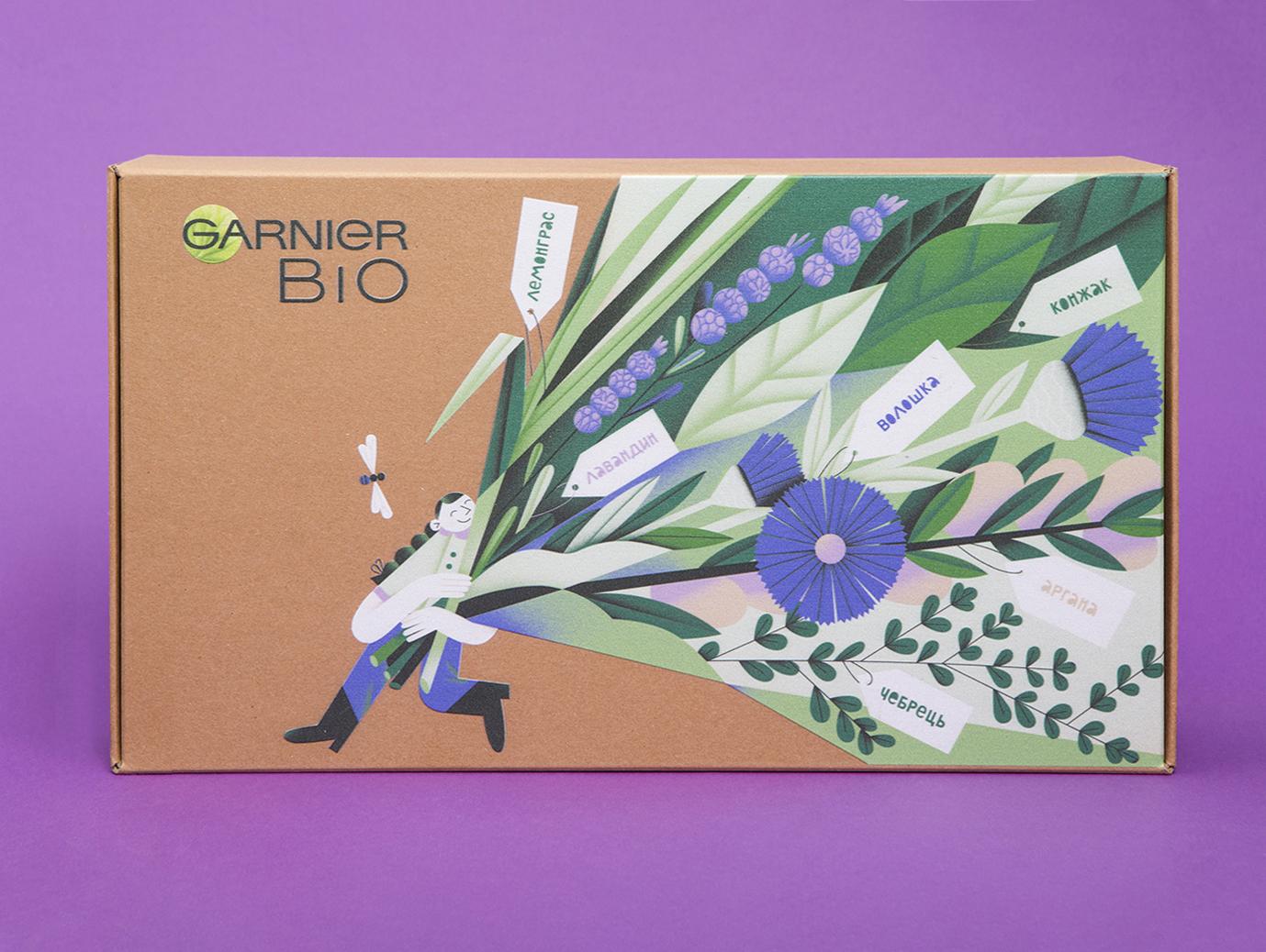 Garnier Bio